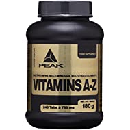 Peak Vitamins, 240 Tabletten