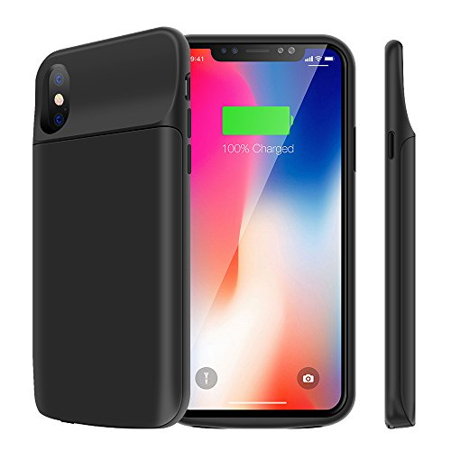 custodia caricabatteria iphone x