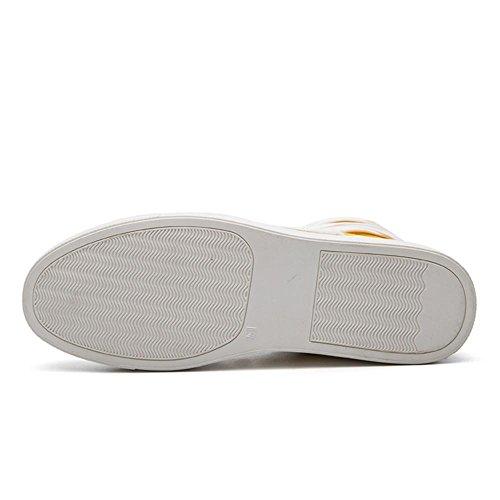 Chaussures Plates Chaussures De Toile Chaussures De Sport Chaussures De Course Chaussures Pour Hommes Respirations Respirantes Haut-haut Sports De Plein Air Anti-dérapant Noir