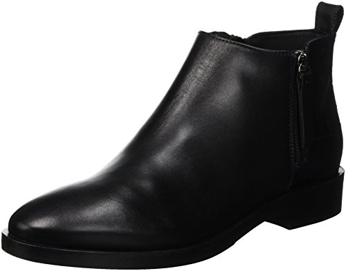 Geox Women's Donna Brogue F Ankle Boots, (Black C9999), 5 UK