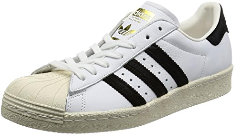 Adidas Schuhe Superstar 80s Herren - 2018 Letztes Modell  Mode Schuhe Billig Online-Verkauf