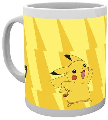 GB eye, Pokemon, Pikachu Evolve, Tazza