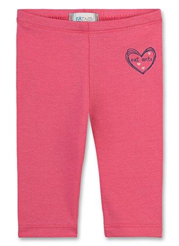 Sanetta Baby-Mädchen Leggings 114057 Rosa (Winter Rose 3907), 62