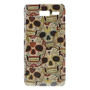 Lovely Skull Pattern Hard Case for Moto RAZR I XT890