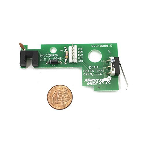 Mighty Mule GTO Rev Counter Board for FM350 FM352 FM500 FM502 FM600 2000XL - RVCTBD50 by GTO / Mighty Mule Counter-board