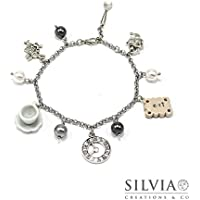 Bracciale Alice in Wonderland in