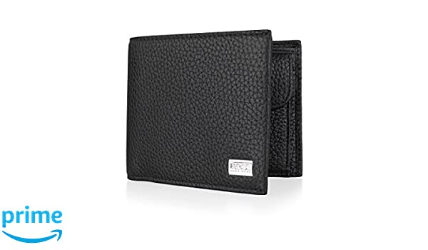 Black BOSS Crosstown/_trifold 2x9.5x12 cm Men/'s Wallet B x H T