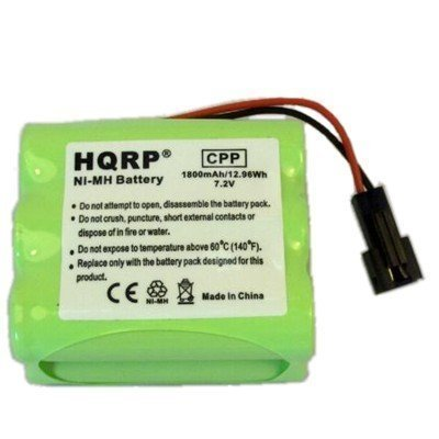HQRP Akku 1800mAh für Tivoli Audio Battery Pack MA-1 MA-2 MA-3; PAL / iPAL Radio (Radio Ipal)