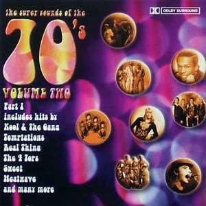 Seventies (2/1) (Compilation CD, 16 Tracks)