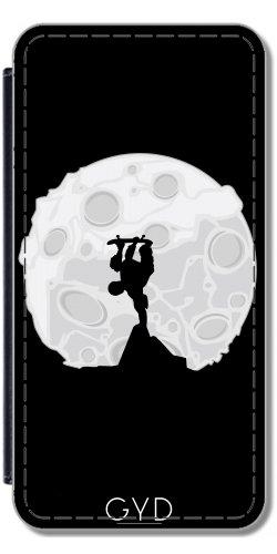 Hülle für Iphone SE - Skater-moon by Adamzworld Lederoptik