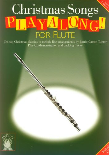 Applause: Christmas Songs Playalong for Flute
