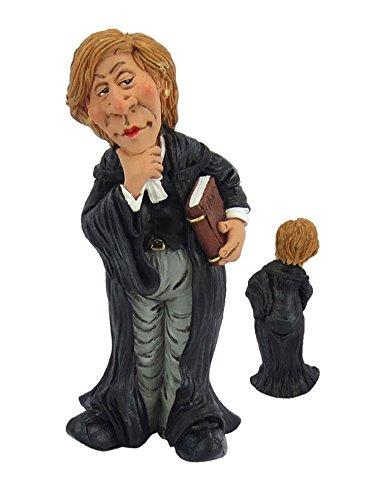 Fabbro Teresa Statua di Resina Mestiere AVVOCATESSA AVVOCATESSA