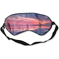 Boat Tree Water Nature Landscape Sleep Eyes Masks - Comfortable Sleeping Mask Eye Cover For Travelling Night Noon... preisvergleich bei billige-tabletten.eu