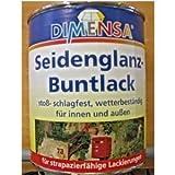 Buntlack, Lackfarbe, Seidenglanzlack Rot Ral.3000