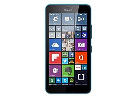 Microsoft Lumia 640 XL LTE Smartphone débloqué 4G (Ecran : 5,7 pouces - 8 Go - Double SIM - Windows Phone 8.1)