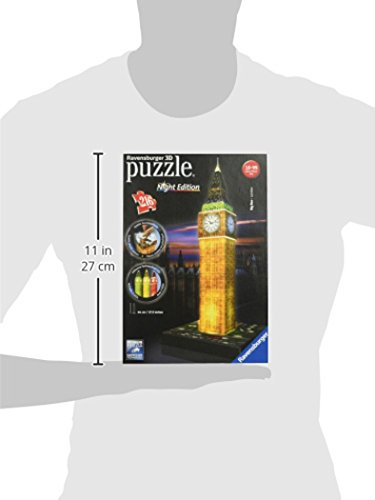 Ravensburger-12588-3D-Puzzle-Big-Ben-bei-Nacht