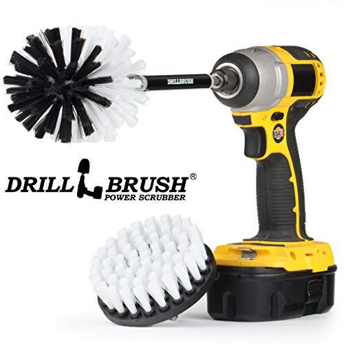 Tools 3pc Carpet Mat Round Brush W/power Drill Attachment Car Tool Hand-held Electric Drill Cleaning Brush Disc Brush Buy One Give One