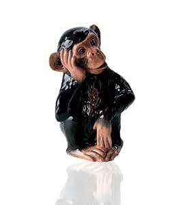 John Beswick Africa Baby Chimp 8.5cm High (JBA6)