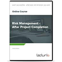 Online-Videokurs Risk Management - After Project Completion von Simone Hoferer