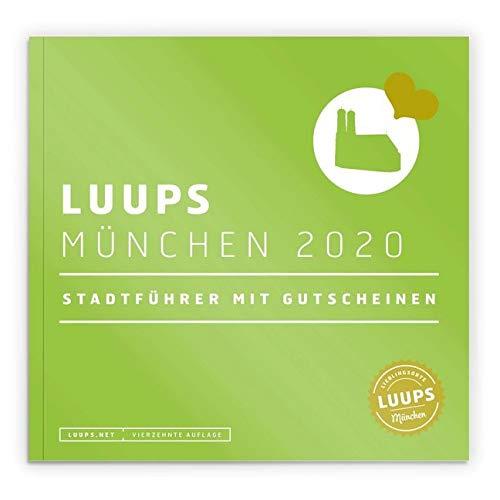 LUUPS München 2020: Stadtführer mit Gutscheinen