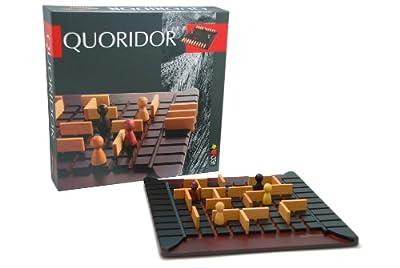 Gigamic - QUORICLA - Jeu de Réflexion - Quoridor Classic