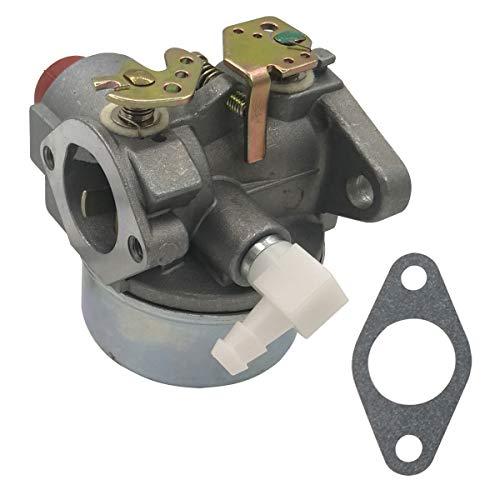 Cancanle Vergaser mit Dichtung für Tecumseh 640278A 640278 640214 640149 passend für LEV115 LEV120 Motor