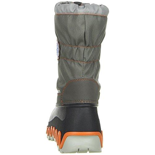 Vista  11-55019 Grau, Bottes de ski mixte enfant Gris - Gris