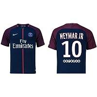 Paris Saint Germain 2017/2018Home Neymar Jr 10Men's Football Shirt, Draxler 23
