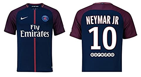 Trikot Herren Paris Saint-Germain 2017-2018 Home - Neymar Jr 10 (M)