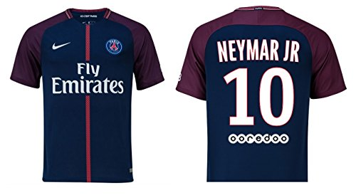 Trikot Kinder Paris Saint-Germain 2017-2018 Home - Neymar Jr 10 (140)