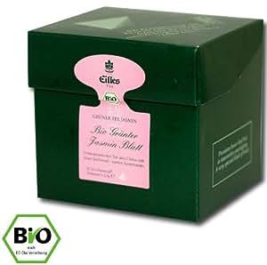 Eilles tè Tea Diamond tè verde al gelsomino foglie, 20 BTL.