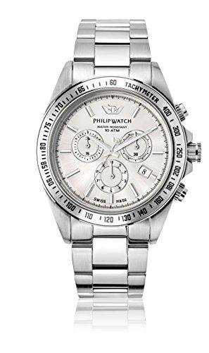 Montre Hommes Philip Watch sans - Affichage  bracelet   et Cadran  R8273607003