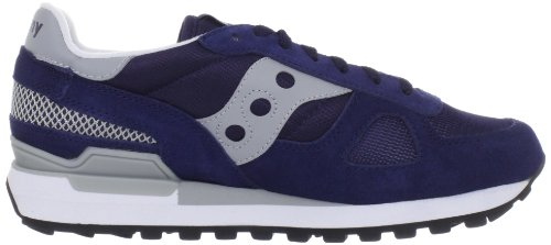 Saucony Shadow Original, Chaussures de Running Compétition Mixte Adulte Bleu (Navy)