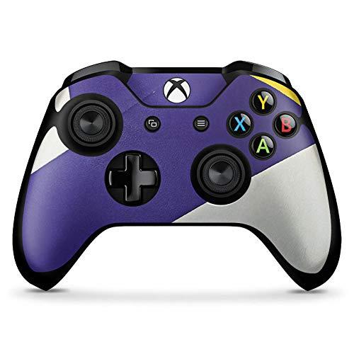 DeinDesign Skin kompatibel mit Microsoft Xbox One X Controller Aufkleber Folie Sticker Volleyball Sport Ball