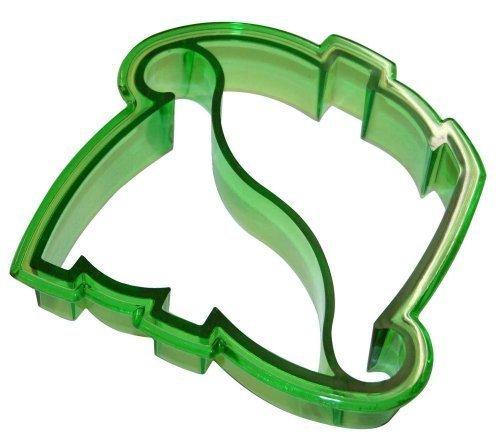 Elephant Butterfly Dog dinosauro a forma di pentagramma pane sandwich Crust cutter Cookie Biscuit cutter