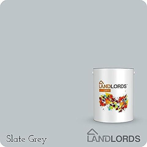 Landlords Interior Paint 2.5L (Slate