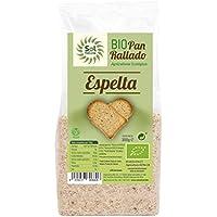 Sol Natural Pan Rallado de Espelta - Paquete de 6 x 300 gr - Total: