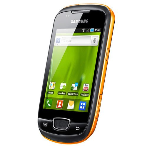 """Foto Samsung Galaxy Next GT-S5570MOAITV Smartphone 3G, Wcdma (Umts)/ Gsm Touch Android 3,14"""""""