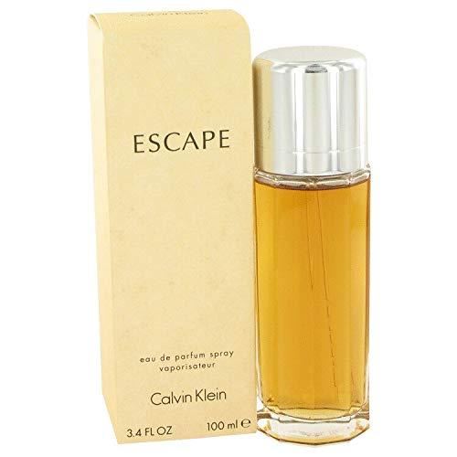 ESCAPE by Calvin Klein Eau De Parfum Spray 3.4 oz / 100 ml (Women) (Klein Parfum Calvin Escape)