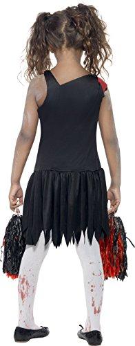 Imagen de zombie cheerleader  halloween  niños disfraz, 10 12 años l  alternativa