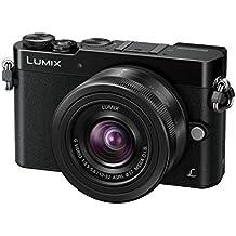 "Panasonic Lumix DMC-GM5 - Cámara EVIL de 16 Mp (pantalla 3"", estabilizador óptico, vídeo Full HD), color negro - Kit cuerpo cámara con objetivo 12-32 mm (importado)"