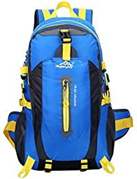 Waterproof Unisex Outdoor Sports Backpack Rucksack Camping Backpack Travel Trekking Bag 40L