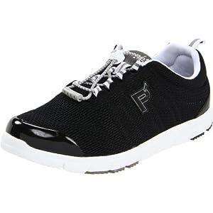 41k6 w8TVOL. SS300  - Propet W3239 Women's Travel Walker II Sneakers Athletic Shoes
