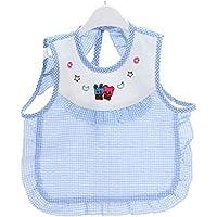 Refaxi Baberos de bebé Infant Burp Cloth Waterproof fácilmente toallitas Clean Baby Boy Toddler Scarf Alimentación