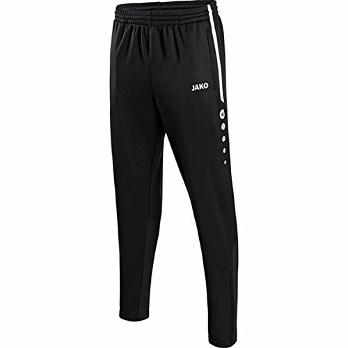 Jako Herren Trainingshose Active, Schwarz, XL, 8495-08