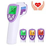 Dr. Right Medical Infrared Forehead Thermometer Gun For Fever Used For Baby, Child