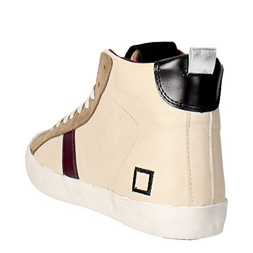 D.a.t.e. HILL HIGH-46 Sneakers Donna Beige