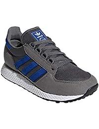 buy online 7fd05 f59c7 adidas Originals Scarpe Forest Grove Junior Grigio 18 19 37 1 3 Grigio