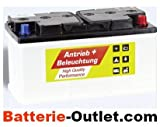 Versorgerbatterie Antrieb & Beleuchtung Panther 12V 105Ah (20h)/80Ah (5h)