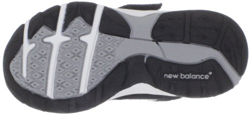 New Balance Kv990Gri Running Kids Suede E Nylon Mash - Black with Grey